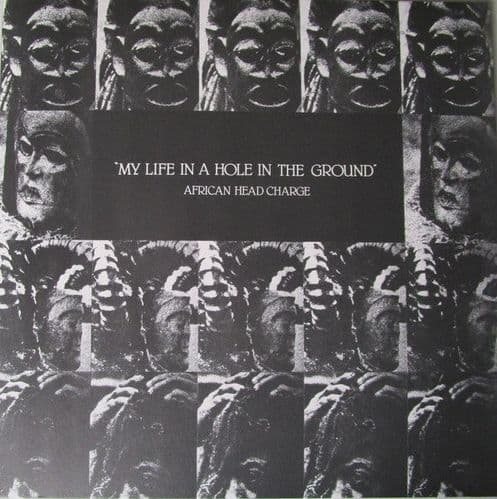 African Head Charge<br>My Life In A Hole In The Ground<br>LP, RE